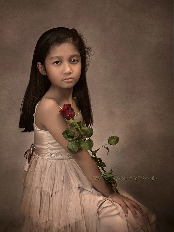 Fine Art child portraiture