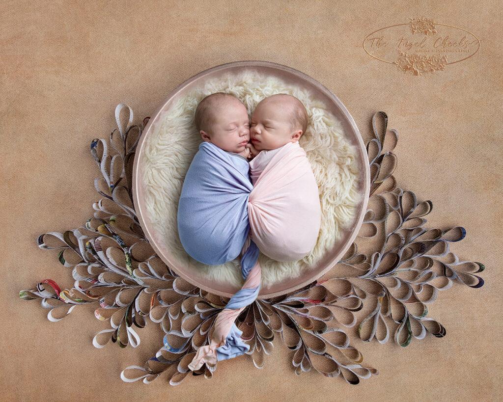 baby photographer newborn twins